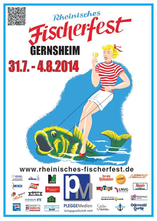 Fischerfest-Plakat-2014